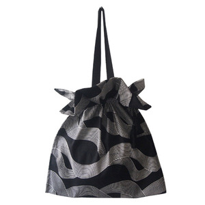 wave shirring bag