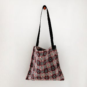 (new5%) wool simple bag_ countryF