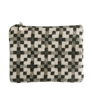 (SALE)cubewool medium pouch(교환환불X)