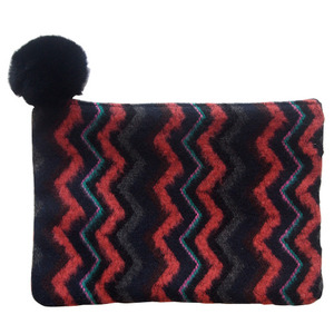 popo wool big pouch